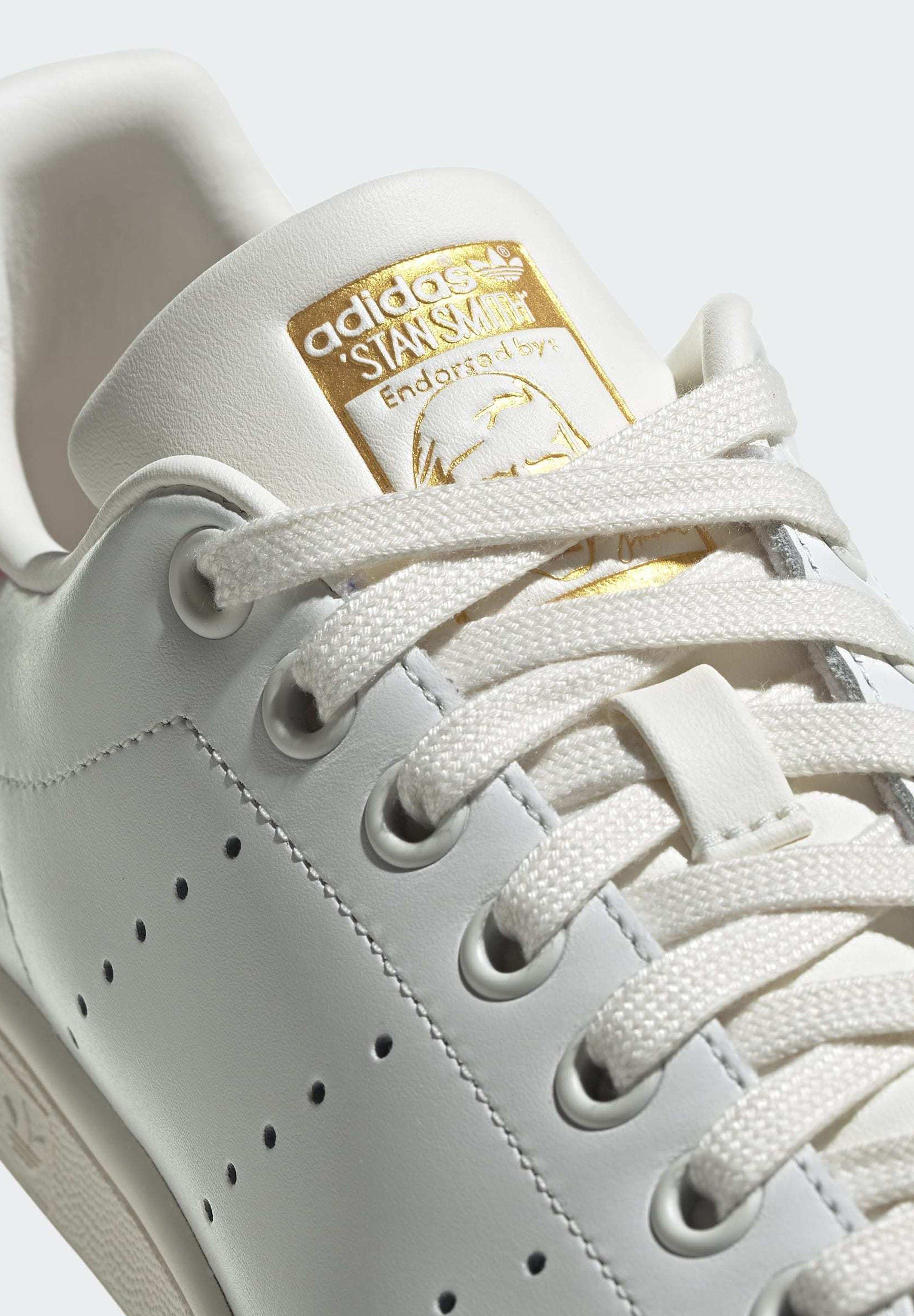 adidas Originals Sneaker low cwhite/cwhite/goldmt/weiß