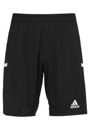 TEAM 19 TRAININGSSHORT HERREN - Sports shorts - black / white