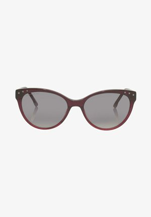 EYEWEAR CAT-EYE  - Sunglasses - berry