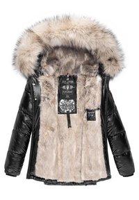 Navahoo - TIKUNAA - Winter jacket - black - 3