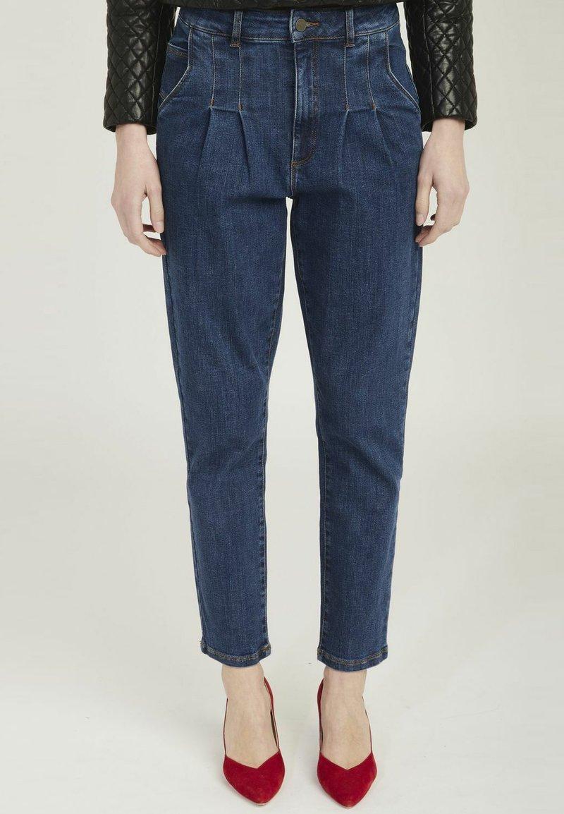 NAF NAF - MENP - Jeans Tapered Fit - blue