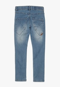 Name it - NKMSILAS DNMTRACE PANT - Slim fit jeans - light blue denim - 1