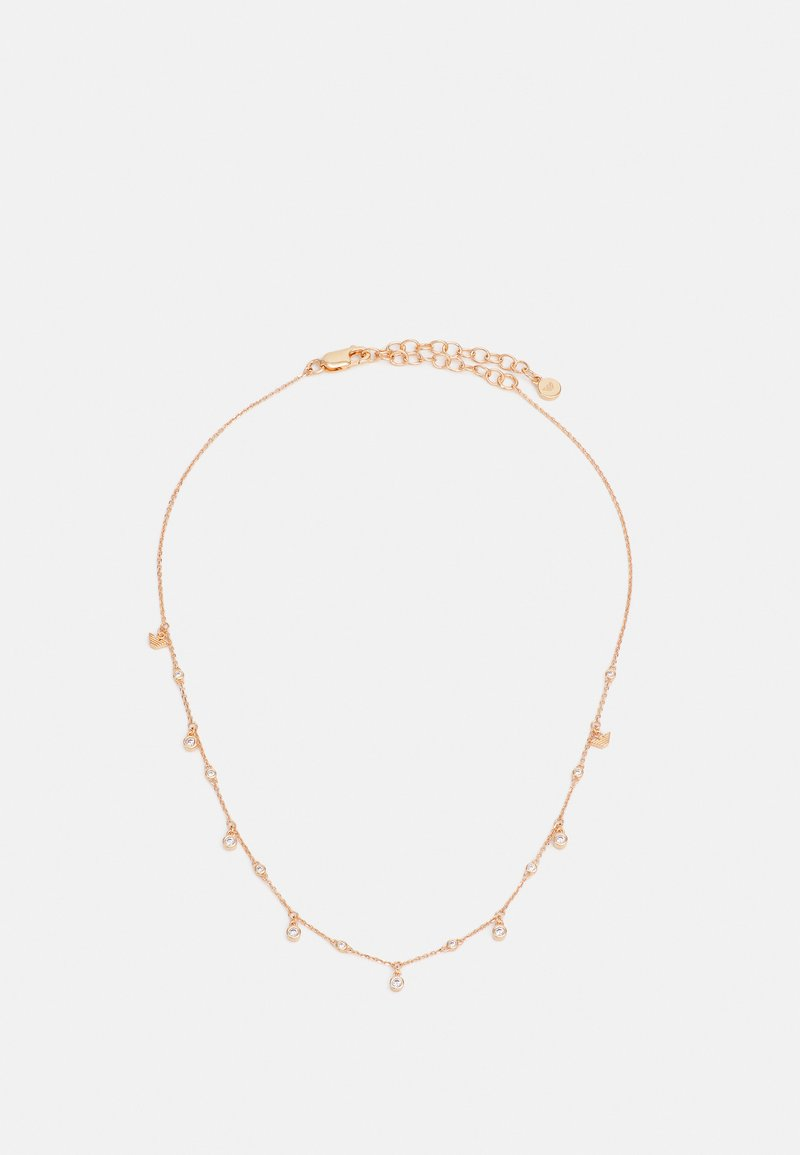 Emporio Armani - Necklace - rose gold-coloured