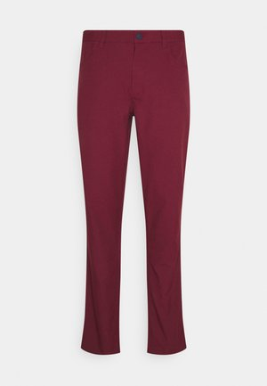 JACKPOT 5 POCKET PANT - Trousers - zinfandel