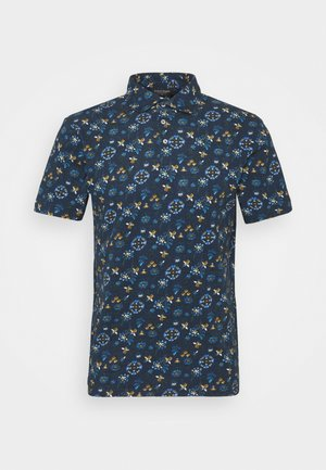 CHINTU - Poloskjorter - dark blue