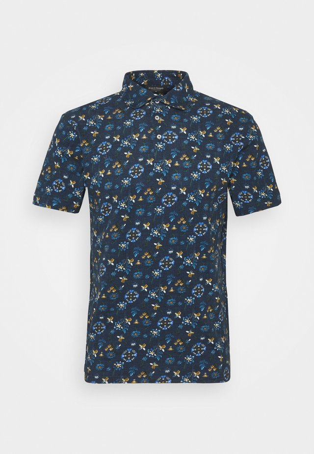 CHINTU - Polo shirt - dark blue
