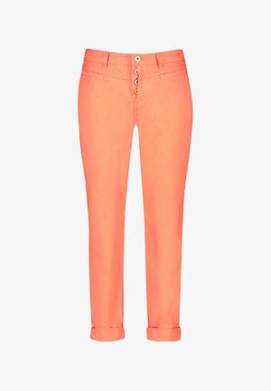 Trousers - papaya