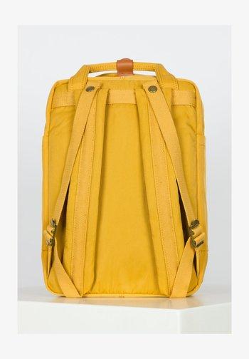 MACAROON UNISEX - Rucksack - yellow
