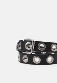 Fire & Glory - MALENA WAIST BELT - Waist belt - black/silver-coloured - 2