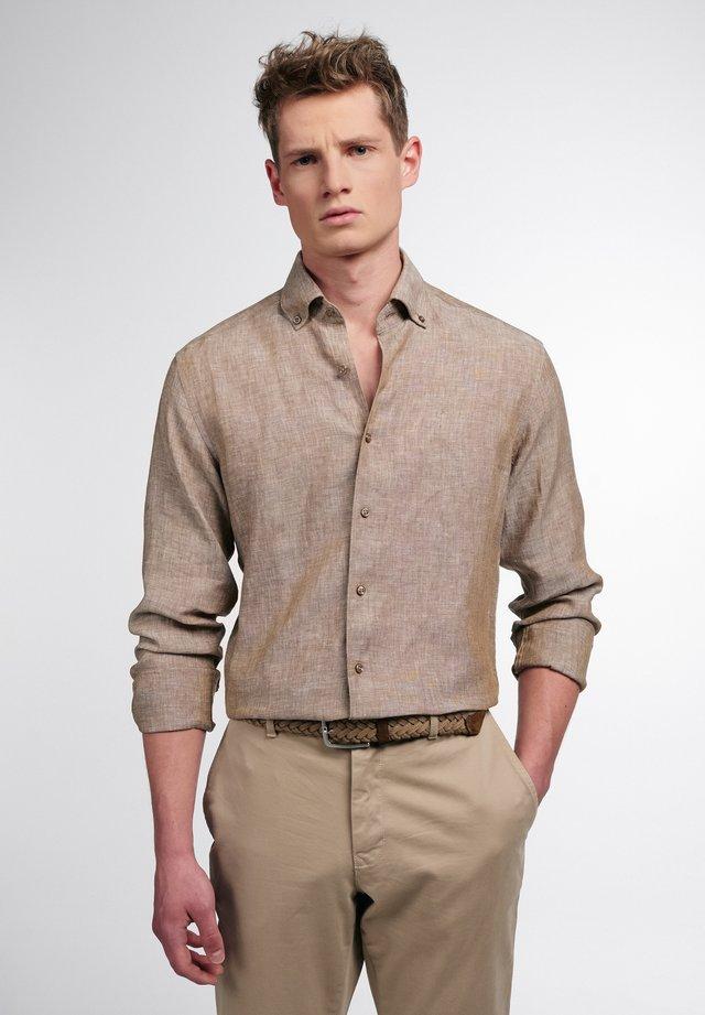 Overhemd - caramel