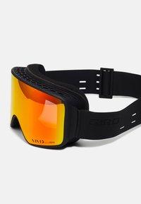 Giro - METHOD - Gogle narciarskie - silli black viv infrared - 2
