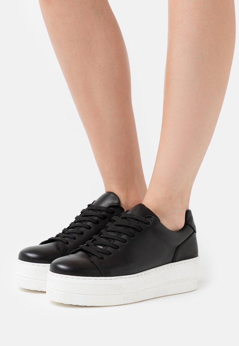 Zign - Sneakers basse - black