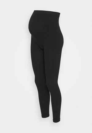 HOLI - Leggings - Trousers - black