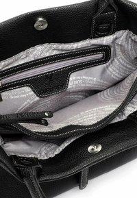 SURI FREY - JOSY - Tote bag - black - 5