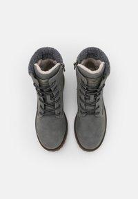 TOM TAILOR - Veterboots - grey - 5