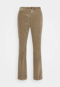 CLOSED - ATELIER TAPERED - Kalhoty - muddy beige - 4