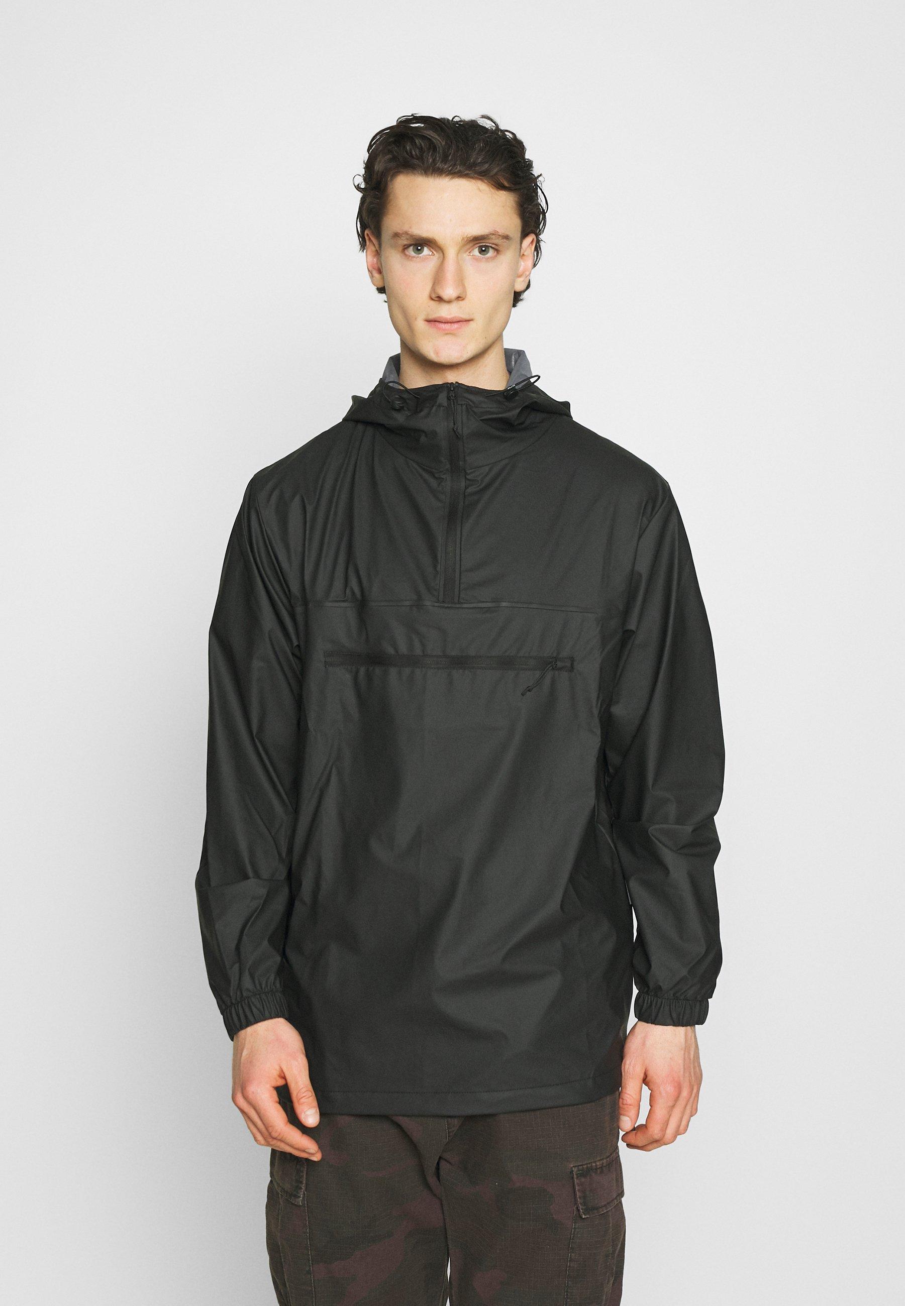 Men ULTRALIGHT ZIP ANORAK UNISEX - Waterproof jacket