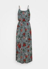 ONLY Petite - ONLNOVA LIFE STRAP DRESS - Maxi dress - balsam green - 0