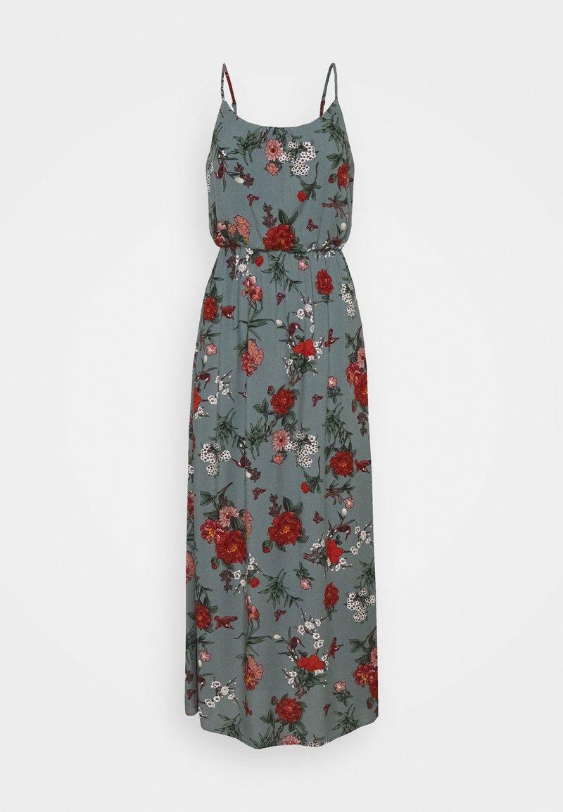 ONLY Petite - ONLNOVA LIFE STRAP DRESS - Maxi dress - balsam green