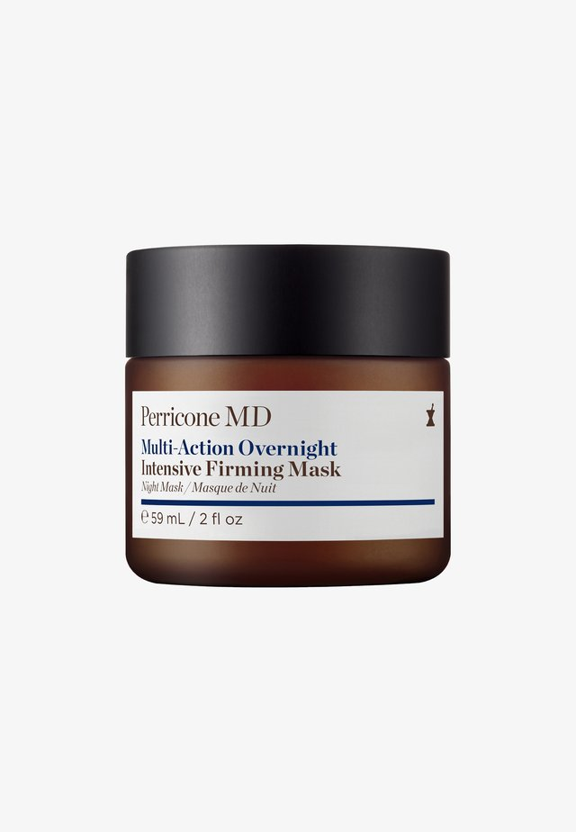MULTI-ACTION OVERNIGHT INTENSIVE FIRMING MASK 59 ML - Masque visage - -