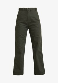 Obey Clothing - OLLIE PANT - Trousers - olive multi - 4