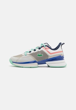 AG-LT 21 ULTRA - Multicourt tennis shoes - offwhite/blue
