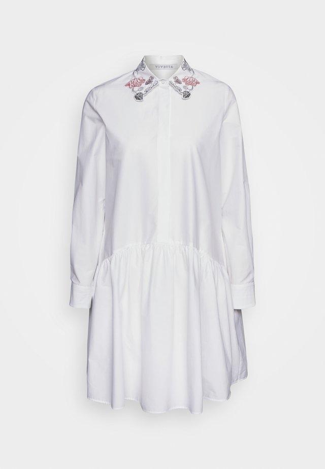 DRESS - Blousejurk - bianco ottico