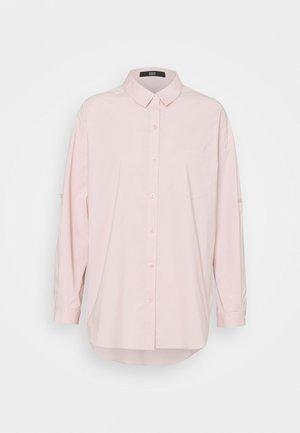 NADJA BLOUSE - Button-down blouse - soft rose