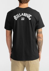 Billabong - ARCH WAVE  - T-shirt con stampa - black - 2