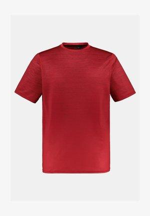 GROSSE GRÖSSEN JAY-PI FUNKTIONS FLEXNAMIC® QU - Basic T-shirt - samtrot