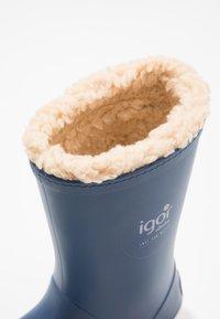 IGOR - SPLASH NAUTICO BORREGUITO - Wellies - jeans - 2