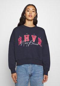 WRSTBHVR - CALI WOMEN - Sweatshirt - navy - 0