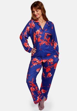 Pyžamová sada - blue flower