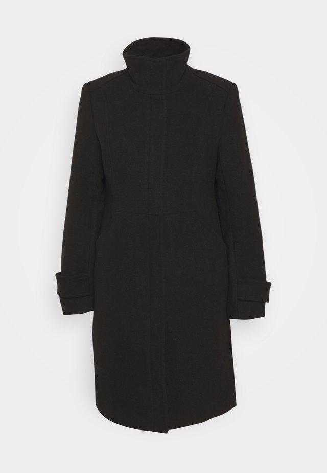 SLSODRA STOCKHOLM COAT - Zimní kabát - black