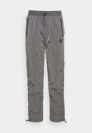 CRUSHED CORDED PANTS - Trainingsbroek - grey