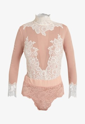 TAKE BOW REVERSIBLE - Body - copper rose combo