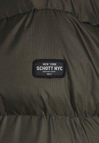 Schott - MAX UNISEX - Winter coat - khaki - 2