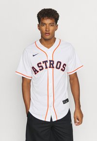Nike Performance - MLB HOUSTON ASTROS OFFICIAL REPLICA ALTERNATE - Triko s potiskem - white - 0