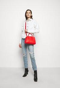 kate spade new york - MEDIUM SATCHEL - Handbag - tamarillo - 0
