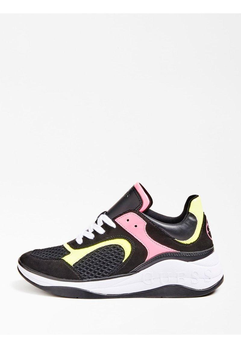 Guess - Sneakersy niskie - schwarz