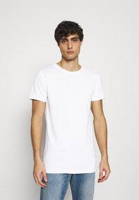 Kronstadt - ELON  3PACK - T-shirt basique - grey/white/black - 1
