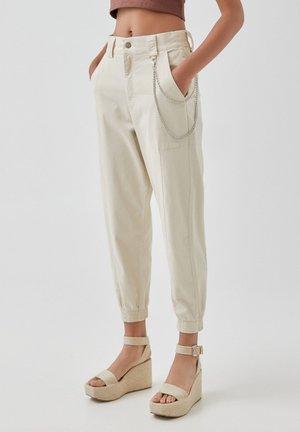 MIT KETTE - Kalhoty - beige