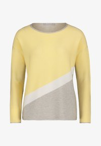yellow/silver