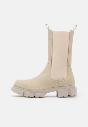 FABELLA - Platform boots - off-white