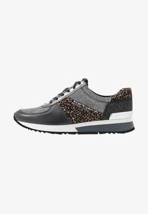 ALLIE TRAINER - Sneakers - black/silver
