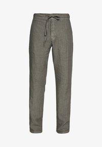 120% Lino - TROUSERS - Pantalon classique - elephant sof fade - 5