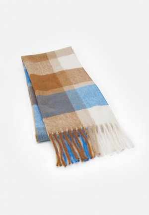 NEW OPP CHECK - Scarf - white mix