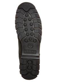 Timberland - SPLITROCK  - Lace-up ankle boots - black nubuck - 2