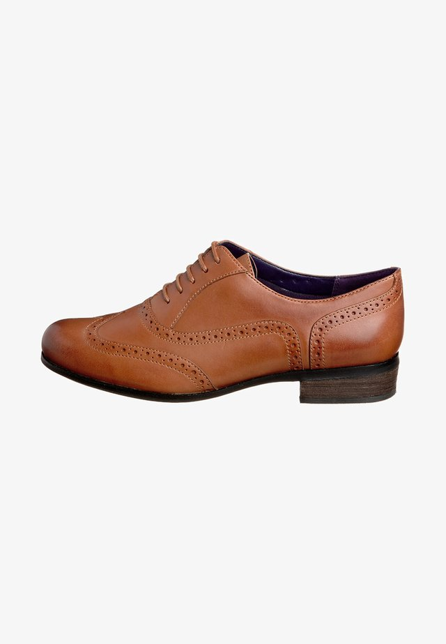 Zapatos de vestir - brown