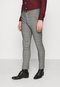 Jack & Jones PREMIUM - JPRBLAFRANCO  - Suit - grey melange - 4